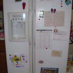 An Organized Kitchen Command  Center