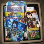 Kids DVDS – Organized!