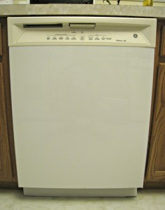GE Triton dishwasher