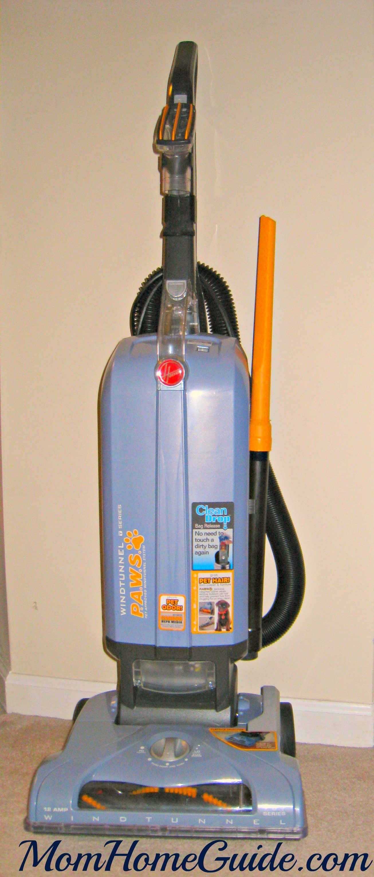 My New Hoover Windtunnel T Series Pet Upright Vacuum