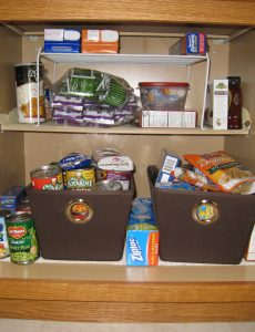 Organization Spree: The Kitchen