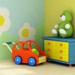 kids, playroom, basement