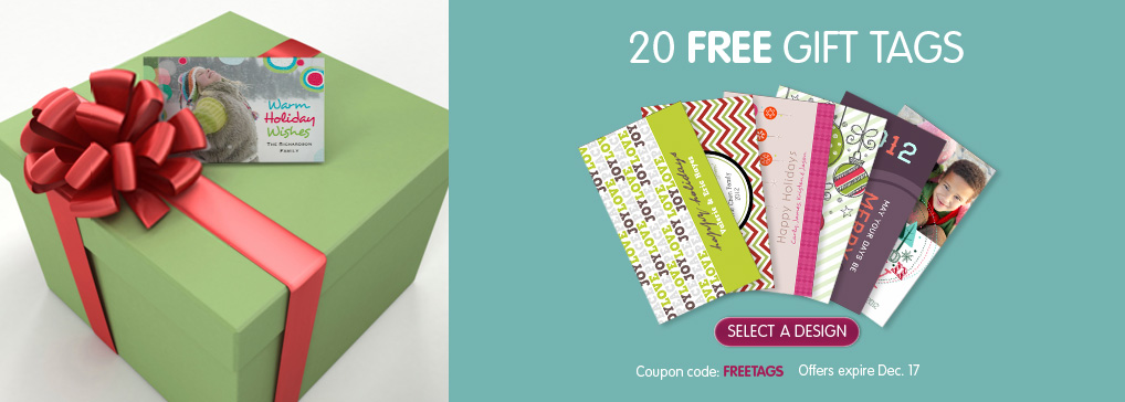 20 Free Gift Tags from Ink Garden (Plus S&H) - momhomeguide.com