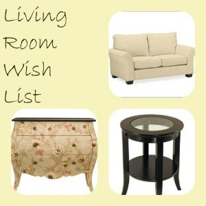 collage, PicMonkey, living room, furniture