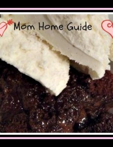 Pampered Chef Molten Lava Cake
