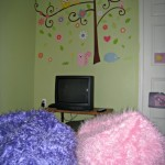 Decor for a New Kid Study Area