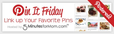 pin it friday