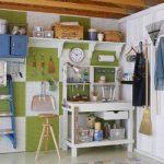 Garage Organization (a Garage Pegboard)