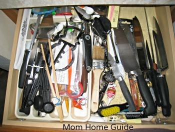 ktichen drawer