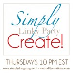 simply create linky party