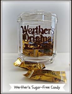 werther's, sugar-free, candy, caramel