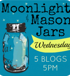 Moonlight & Mason Jars Link Party #22
