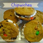 Easy Chocolate Chip Cookie Chipwich Recipe