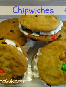 Homemade Chipwich Recipe