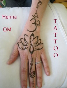 Henna Tattoo Girls Night Out