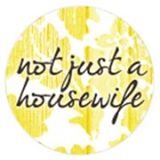 not just a housewife, blog