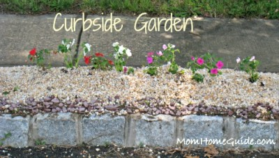 curbside garden, curb appeal