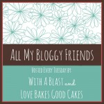 all my bloggy friends, linky party