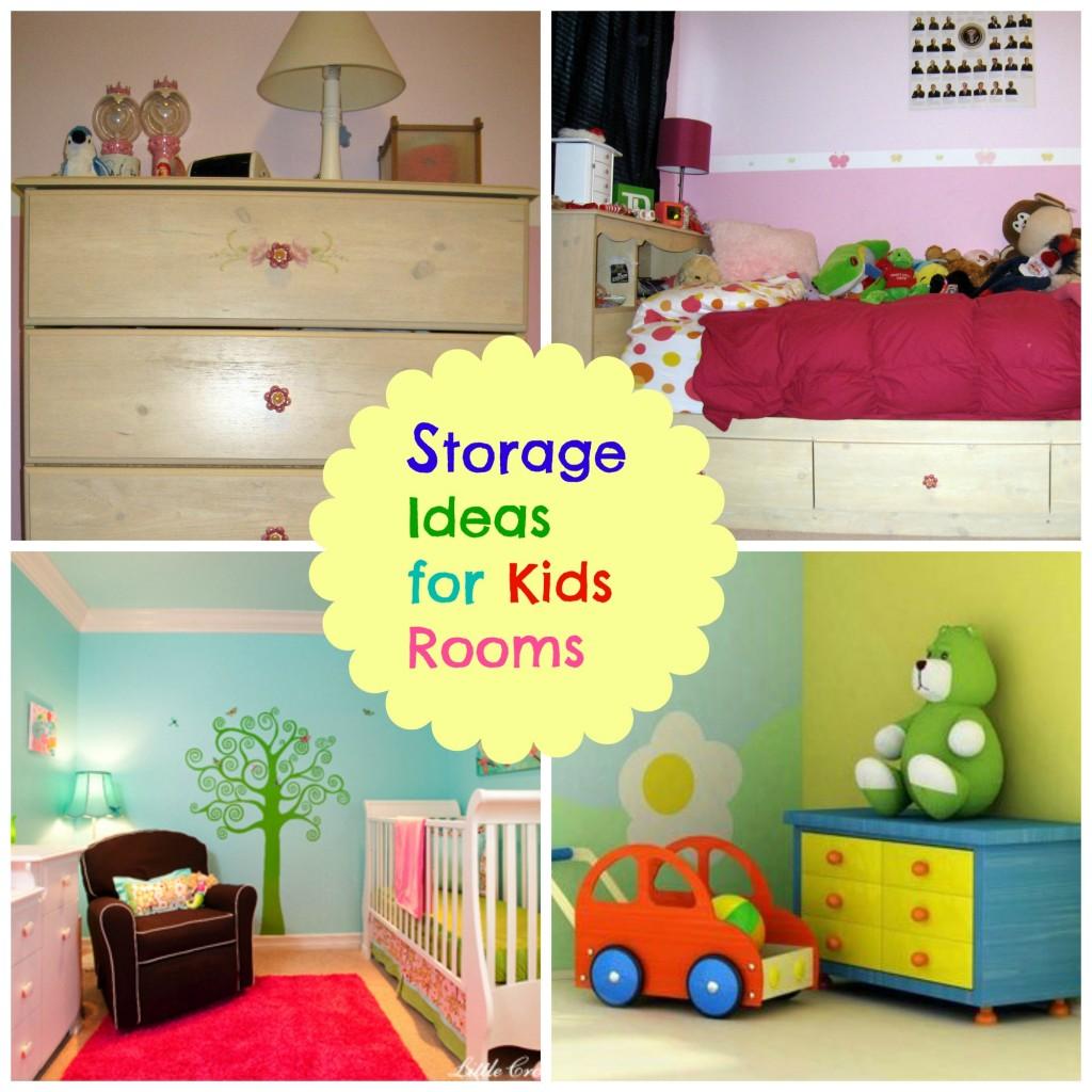 Storage for kids rooms - Kids room storage ...