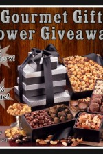 gift tower giveaway