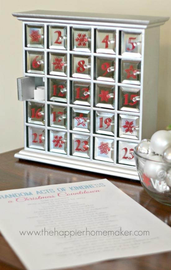 good deed, christmas, advent, calendar, target