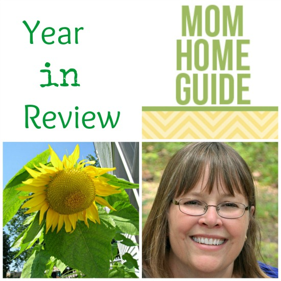 mom home guide, 2013, year in review