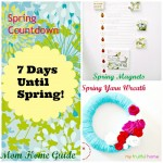 days until spring, 2014, craft