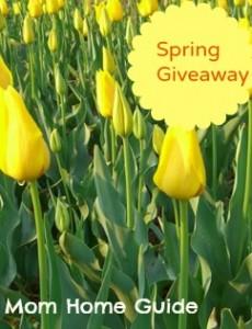 spring giveaway