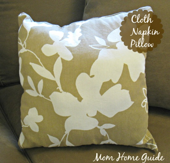 cloth, napkin, pillow, sew, craft
