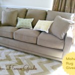 Mohawk Rug Giveaway and Review