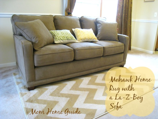mohawk, home, rug, lazy boy, sofa, kennedy, review