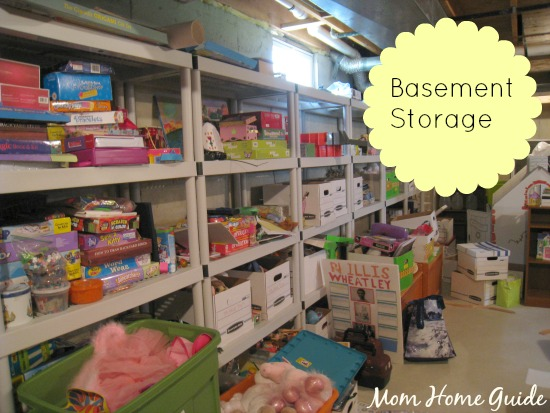 Organize your home in 2015 for Best way to build a basement