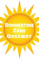 summertime, cash, giveaway, rafflecopter