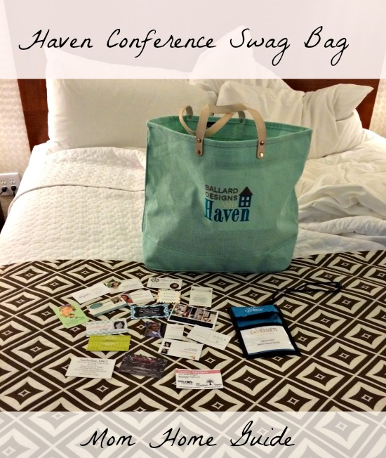 swag, Haven, conference, #havenconf