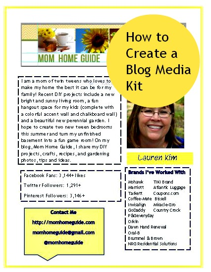 how to, blog, media kit