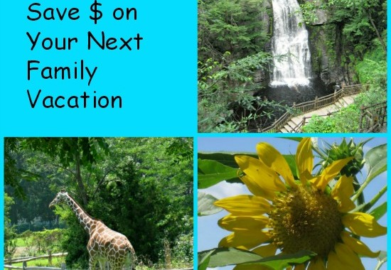 5 Family Vacation Money Saving Tips: #inexpensivevacation