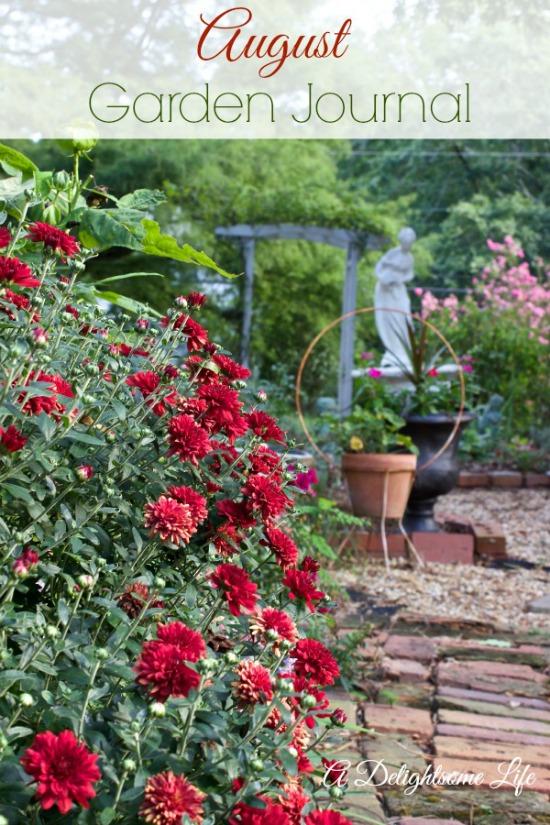 country, garden, roses