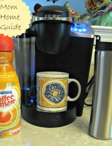 David Bromstad / Coffee-Mate Giveaway