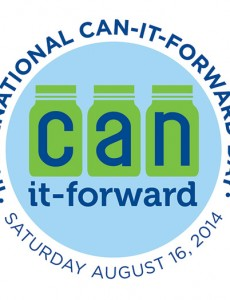 Happy International Can-It Forward Day
