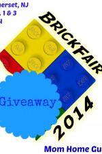 brick, fair, 2014, NJ, Lego, giveaway, win