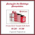 Saving for the Holidays Sweepstakes