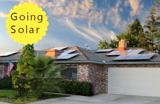 adding solar energy to your home