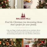 Balsam Hill Christmas Giveaway