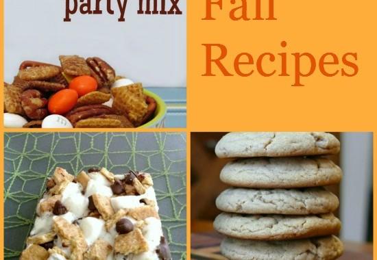 Fantastic Fall Recipes