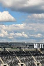 metlife stadium with solar panels