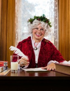 Letter from Mrs. Claus on Heart Health