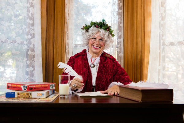 Letter from Mrs. Claus & Heart Health