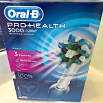 Oral B Pro-Health 3000: A Christmas Gift for Tweens