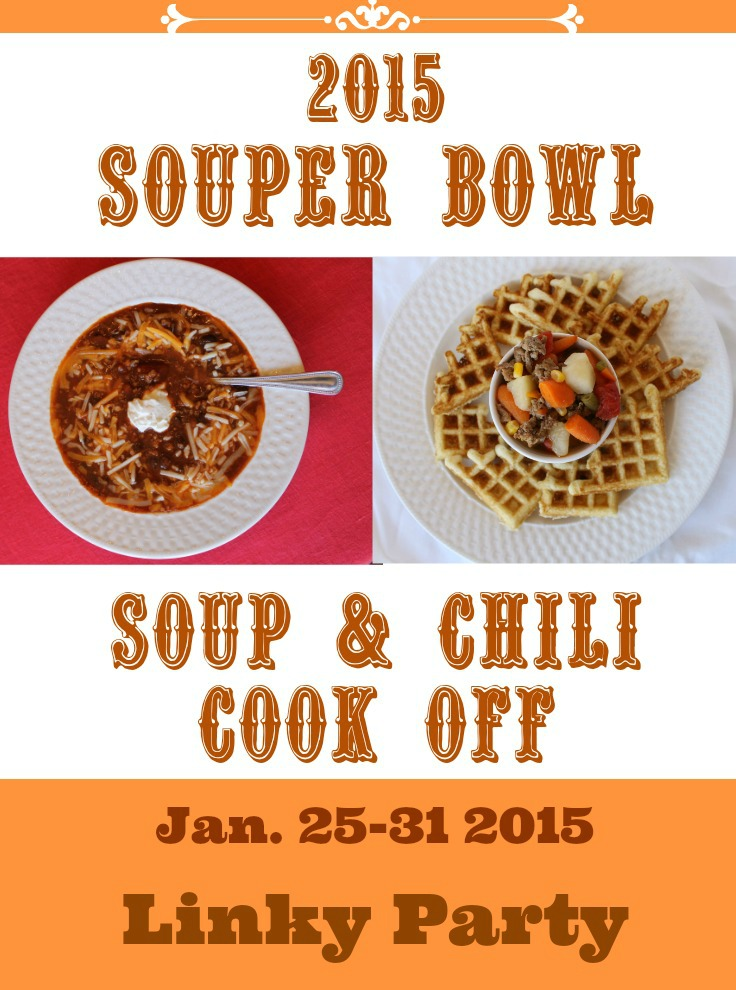 souper bolw 2015 for super bowl sunday recipes