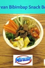 minute ready to serve korean bibimbap snack bowl